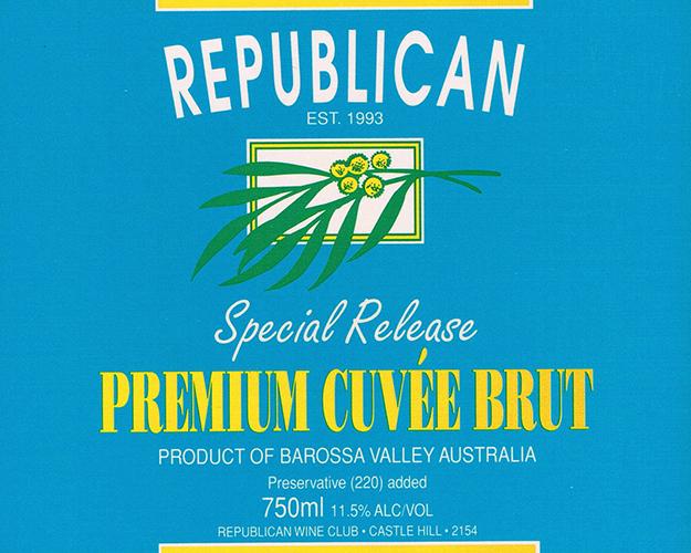 Wine Club Premium Cuvee Brut