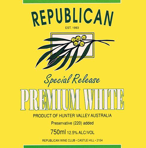Wine Club Premium White